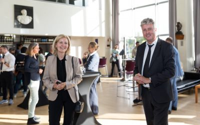A farewell to prof Susanne