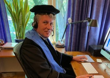 Corona times: my first online PhD defense